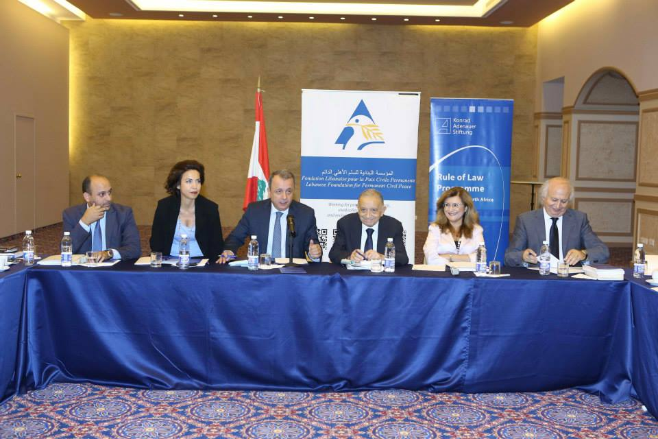 Support to Judiciary Bodies: Training of Lebanese Judges and Lawyers on Human Rights Conventions