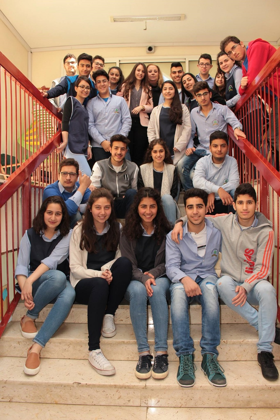 Shouf National College School - Baakline Activity