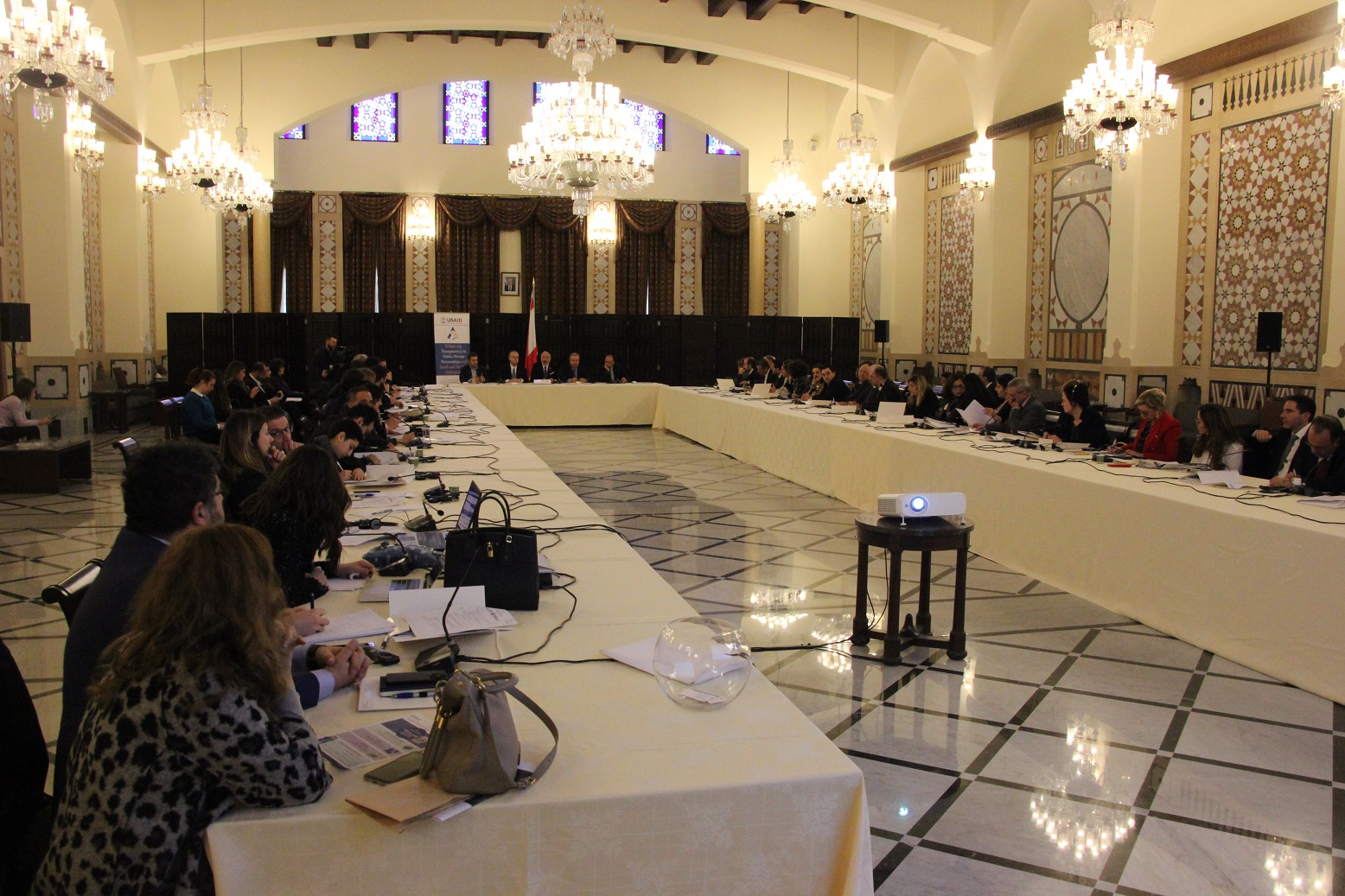 "Workshop on ""Enhancing Transparency of the Procurement Procedures in PPP's and Relevant Challenges in Lebanon"""