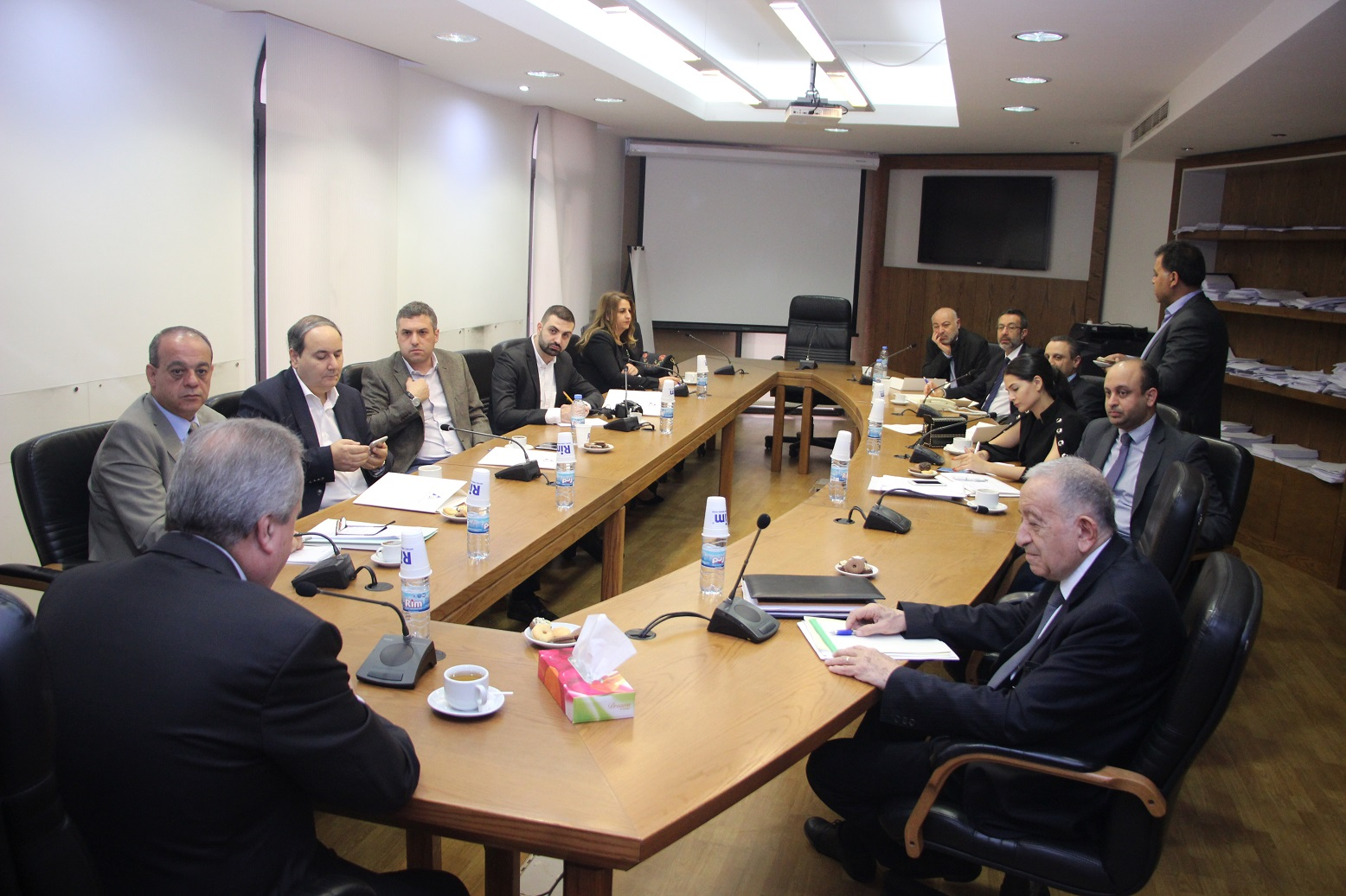 "Fifth Steering Committee Meeting of the Project ""Building a Rule of Law Society"""