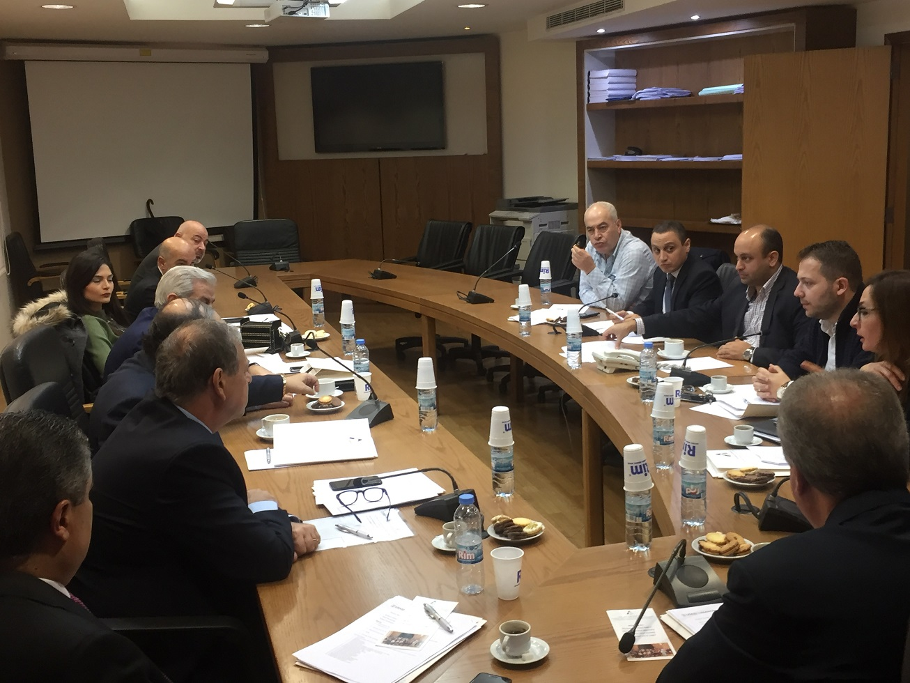 "Third Steering Committee Meeting of the Project: ""Building a Rule of Law Society"""