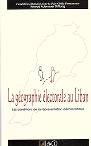 Electoral Geography in Lebanon