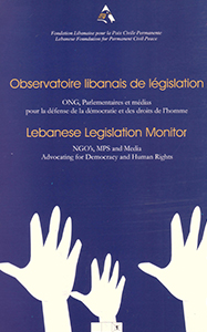 Lebanese Legislation Monitor